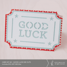 Card Kit #2 : Good Luck