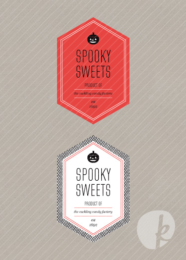Hello, Halloween Printable Treat Labels
