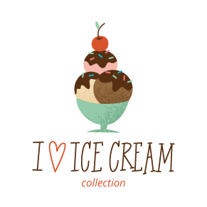 I Heart Ice Cream Collection | k.becca