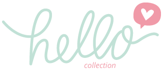 The Hello Collection by k.becca