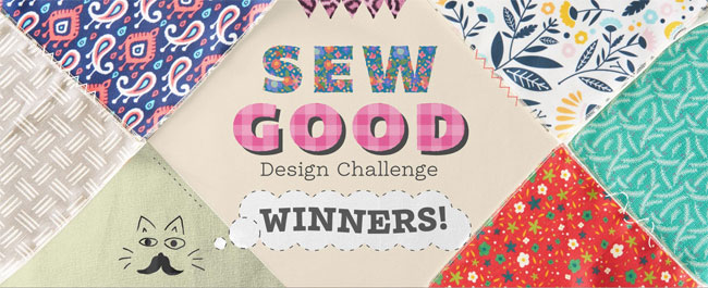 "Zazzle ""Sew Good"" Challenge Winner : k.becca"