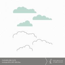 Cloud Die Cuts