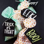 Quick & Easy Heat Embossed Halloween Tags