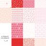 Love Always Digital Patterns Preview