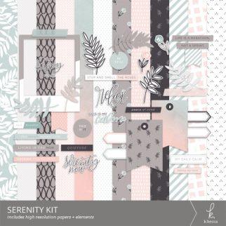 Serenity Digital Kit from k.becca