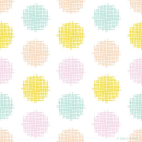 Crosshatch Dots Clip Art Pattern (Vector Included) | kbecca.com