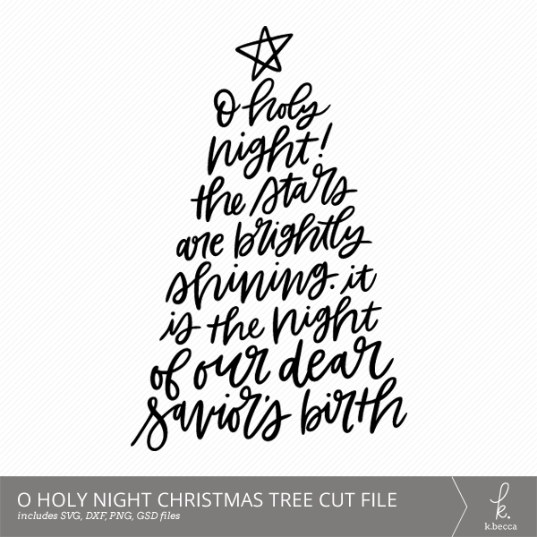 The Lyrics To Oh Christmas Tree