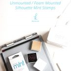 How to Store Silhouette Mint Stamps Unmounted / Foam Mounted