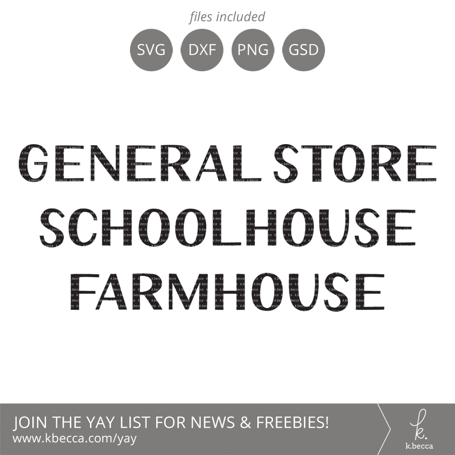 general store schoolhouse amp farmhouse svg files sign