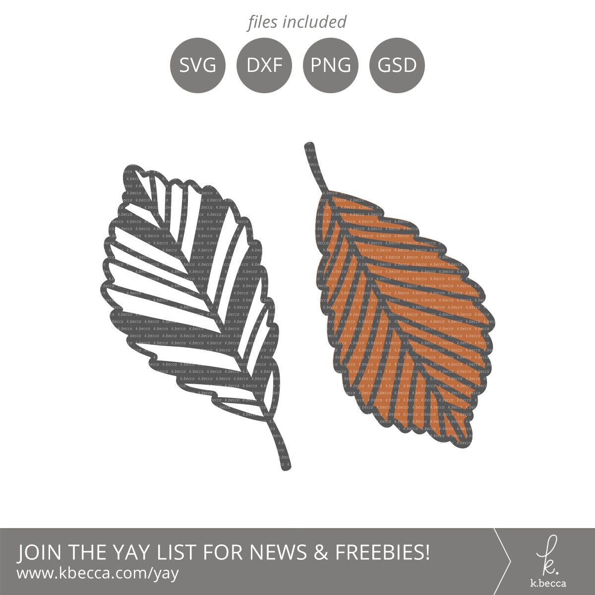 Leaf #1 SVG Cut Files (Commercial License Available) #svgfiles #silhouettecameo #cutfiles