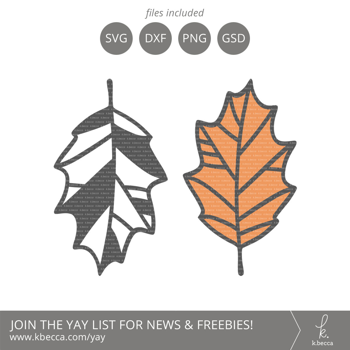 Leaf #8 SVG Cut Files (Commercial License Available) #svgfiles #silhouettecameo #cutfiles