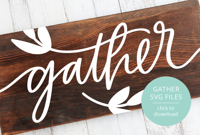 Download Handwritten Gather Cut Files