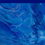 Acrylic Pouring for Beginners : American Crafts Color Pour Paints #acrylicpouring #pourpainting